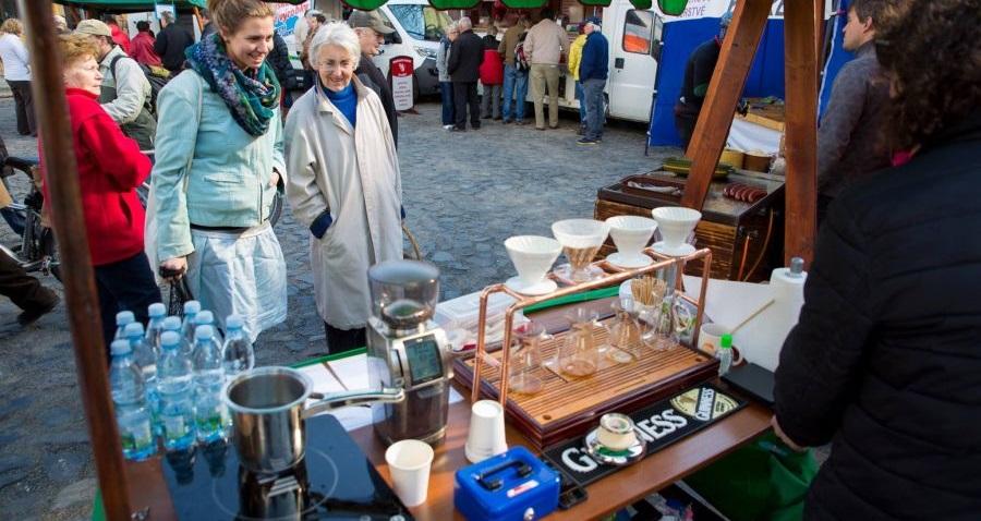 Kafe Mělník nově na Roudnických trzích
