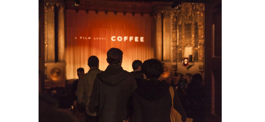 Projekce snímku A FILM ABOUT COFFEE
