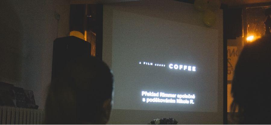 Galerie: PROJEKCE SNÍMKU A FILM ABOUT COFFEE