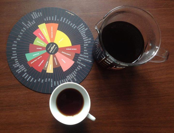 Ochutnáváme a těšíme se až vám budeme moc nabídnout novou kávu