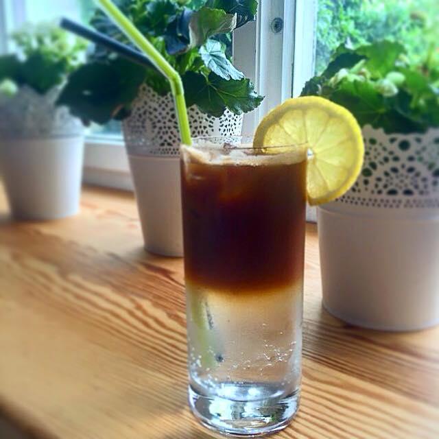 Na zítra jsme si připravili další novinku – espresso tonic