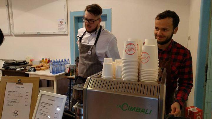Dnes na gymnastickych zavodech ️S Crepes&Coffee