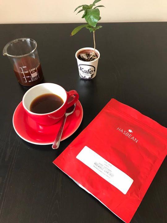 Dorazila k nám káva z jedné z nejlepších pražíren v Anglii… Has Bean Coffee! P…