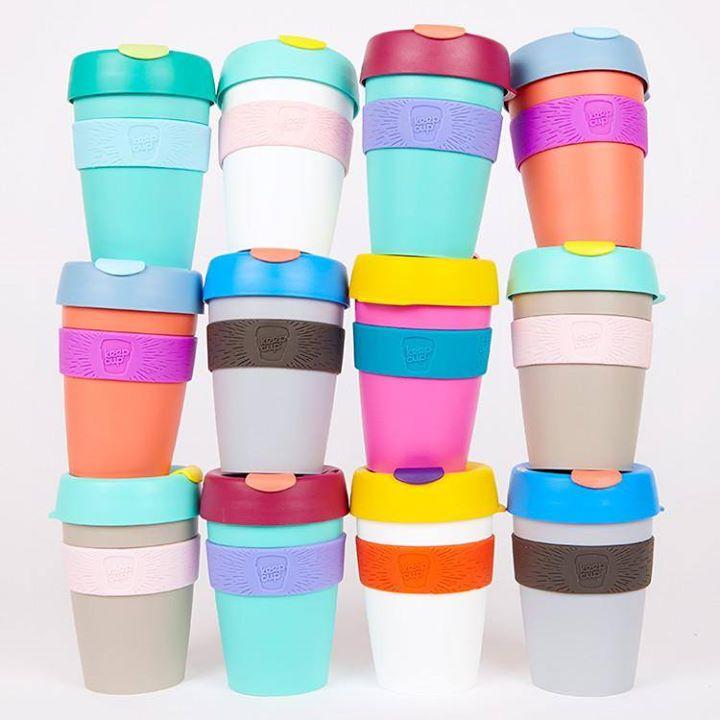 KEEP CUPS skladem v kavárně! Máme spoustu barevných kombinací a od každé pouze j…