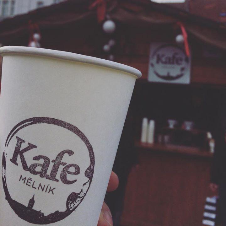 Dnes do 18h na Mělnických trzích! Jedeme filtrovanou kávu, nejlepší svařáček a d…