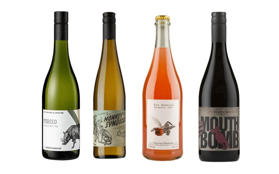 Degustace punkových vín 6.3.2018