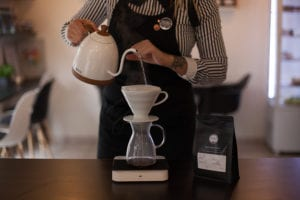 V60 & Káva