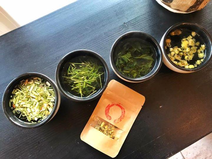 Dnes u nás byl náš kamarád Michal Lacina s novými vzorky bylinných čajů, které v…