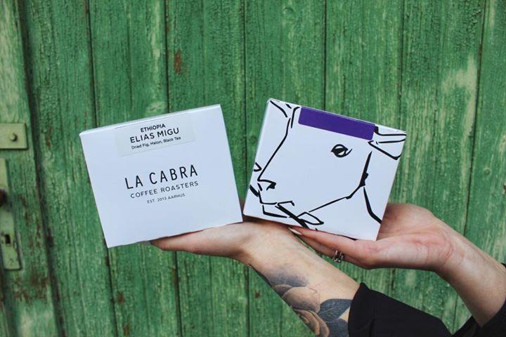 Máme pro vás balíčky kávy z dánské pražírny La Cabra. Na výběr z Etiopie, Keni, …