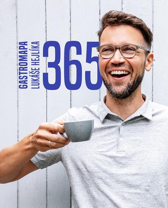 KAFE MĚLNÍK V GASTROMAPĚ 365!  Máme tu skvělé zprávy, v polovině května vychází …