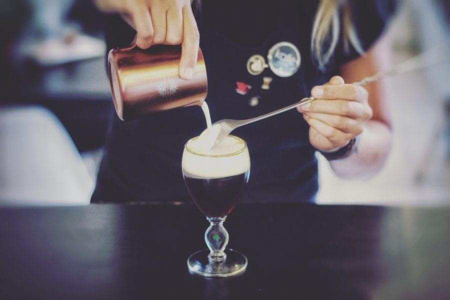 Irská káva v časopisu Beverage&Gastronomy  Děkujeme