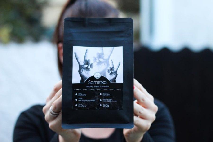 SAMETKA   Naše speciální edice kávy k jedné z nejdůležitějších události našich n…